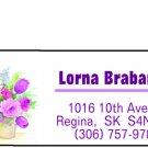 Personalized Return Address Labels