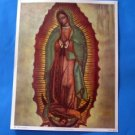 Catholic Picture Print Art Mary of Guadalupe by Simeone 13 x 17 Size