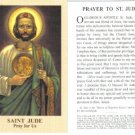 Saint Jude Holy Card Lot with Prayer 10 Cards @ $2.00