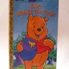 "I am Winnie the Pooh Boardbook Golden Books Size 10"" x 5.5"" Good condition"