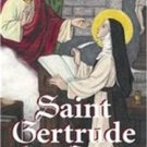 Saint Gertrude the Great Herald of Divine Love TAN Booklet