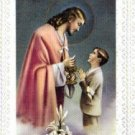 First Holy Communion Holy Card Boy Lot 10 Cards @ $2.50