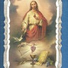 Deluxe Holy Card Lot Sacred Heart Holy Ghost Ordination 10 Cards @ $4.99 Italy