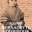Saint Bernadette Soubirous Abbe Francois Trochu TAN Reprint from 1954