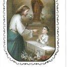 First Communion Greeting Card Catholic Boy Spanish