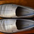 Naturalizer Womens Leather Shoe Tan Casual Slip On Shoe Size 7.5 N