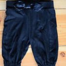 Garanimals Girls 18 Month Black Stretch Pants w/ Bow, Elastic Waist & Cuffs