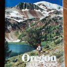 Oregon Blue Book 1985 State Directory Manual State County City Federal