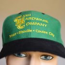 Cash Hardware Company John Deer Snap Back Adjustable Baseball Cap Hat