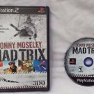 Jonny Modeley Mad Trix PS2 Sony PlayStation 2 Game Disc, Manual & Case