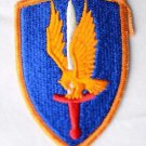 Army Brigade 1st Aviation Company Eagle and Sword Insignia Military Patch