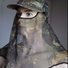 Cap America Cabela's Adjustable Snap Back Hunting Camo Baseball Hat w Netting