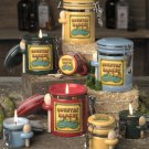 Large Filled Country Market Cannister Specialty Candle by Lava Enterprises Candles