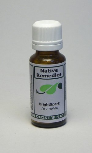 Native Remedies BrightSpark Child Calmness Formula