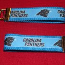 Carolina Panthers Keychain Wristlet