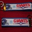 New York Giants Keychain Wristlet #1