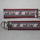 Roll Tide Wristlet keychain