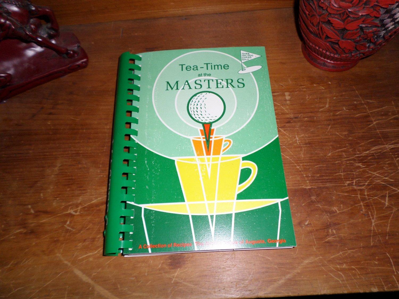 1977 Tea-Time at The Masters Augusta GA Junior League ...