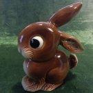 porcelain figurine eyed hare. Мade GOEBEL