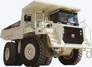 Terex TR45 Off-Highway Truck Service Manual