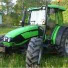 Deutz Fahr Agroplus 75 85 95 100 Tractor Workshop Manual