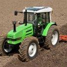 Deutz Fahr Agrotrac 110 130 150 Tractor Workshop Manual