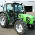 Deutz Fahr Agrolux F50 F60 F70 F80 Tractor Workshop Manual
