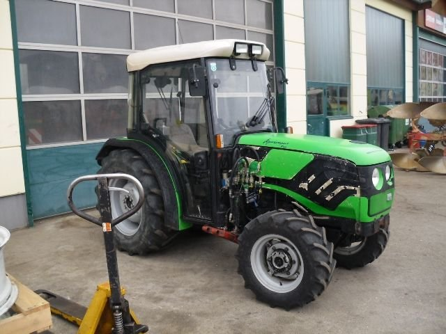 Deutz Fahr AGROCOMPACT F60 70F3 70F4 F80 F90 Tractor Workshop Manual