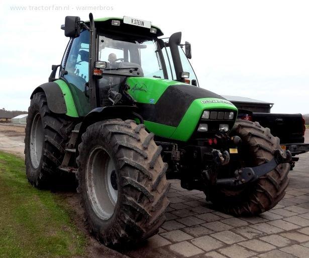 Deutz Fahr Agrotron 108 118 128 Tractor Workshop Manual