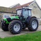Deutz Fahr Agrofarm 85 100 Tractor Workshop Manual