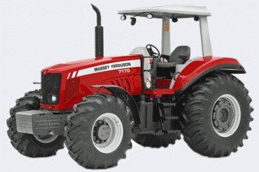 Massey Ferguson MF 7100 Series MF 7140 MF 7150 MF 7170 MF 7180 4WD Tractors Workshop Manual