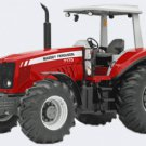 Massey Ferguson MF 7100 Series MF 7140 MF 7150 MF 7170 MF 7180 4WD Tractors Workshop Manual