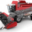 Massey Ferguson 9280 DELTA Combine Series Workshop Manual