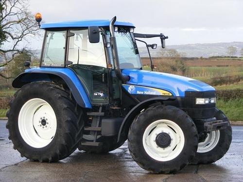 New Holland Tractor TM120 TM130 TM140 TM155 TM175 Service Repair Manual