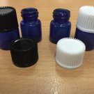 1ml blue sample vials