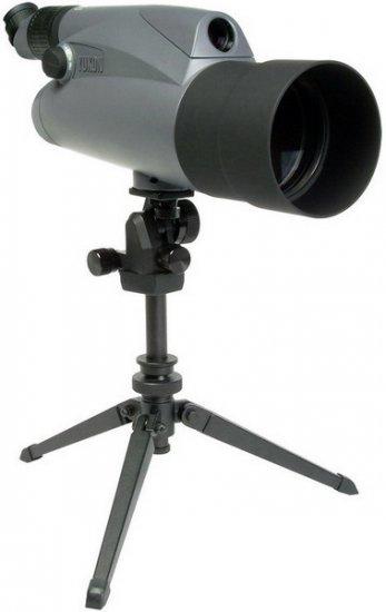 Yukon 6-100x100 LT Straight Eyepiece Tripod Kit Silver Spotting Scope