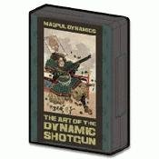 """Blue Ray; The Art of the Dynamic Shotgun, the newest title in the """"Art of"""" Series."""