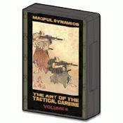 MAGPUL Version 2.0 Dynamics Art of the Tactical Carbine II - 4 Disc DVD