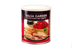 The Preparedness Seeds Salsa Can; By Guardian