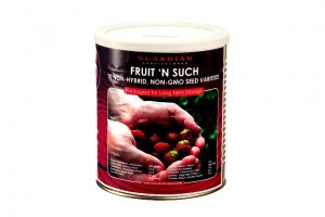 The Preparedness Seeds Fruit �N Such Can; By Guardian