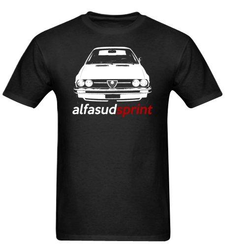 Alfa Romeo alfasud sprint retro Gildan Men's Standard T-shirt