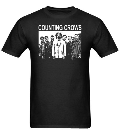 Counting Crows Gildan Men's Standard T-shirt