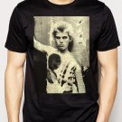 Best Buy Billy Idol Black T-shirt Size S M L XL Men Adult T-Shirt Sz S-2XL