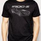 Best Buy Chevy Camaro Custom Illustration IROC Men Adult T-Shirt Sz S-2XL