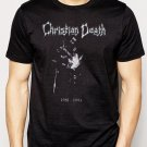 Best Buy Christian Death Black T-shirt Sz S, M, L, XL, XXL Men Adult T-Shirt Sz S-2XL