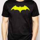 Best Buy DC Comics Batman Fly Hush Bat Logo Men's T-Shirt Men Adult T-Shirt Sz S-2XL