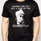 Best Buy DIABEETUS Wilford Brimley Men Adult T-Shirt Sz S-2XL