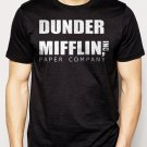 Best Buy Dunder Mifflin PAPER The Office Funny SCHRUTE Men Adult T-Shirt Sz S-2XL