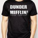 Best Buy Dunder Mifflin PAPER The Office Funny SCHRUTE Men Adult T-Shirt Sz S-2XL
