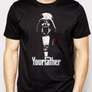 Best Buy FUNNY STAR WARS DARTH VADER GODFATHER Men Adult T-Shirt Sz S-2XL